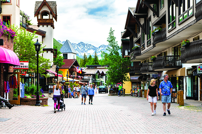 What's In Store for Vail This Summer